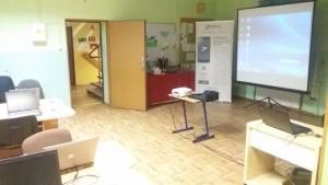 Sala komputerowa włodowice